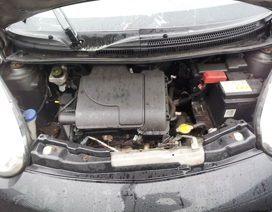 Citroen C1 Vibe breaking for parts and spares 1.0 Litre 2007