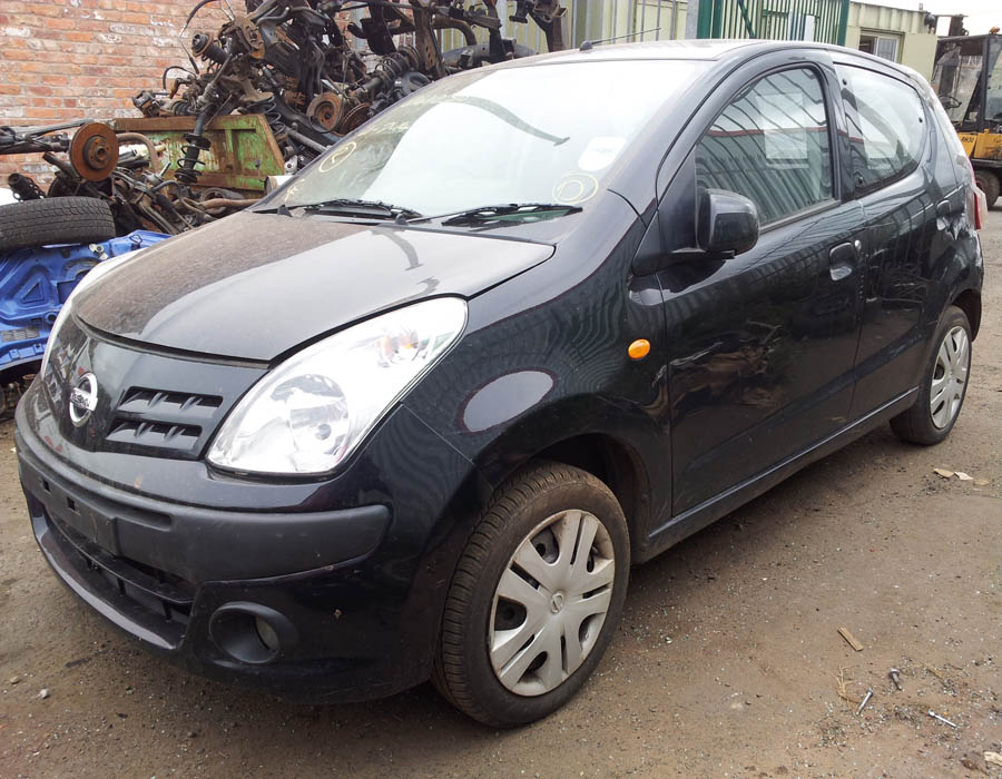 Nissan Pixo N-Tec breaking for parts and spares 2010