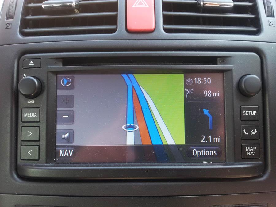 Toyota Auris T Spirit Hybrid breaking for parts 1.8 MK1 2012