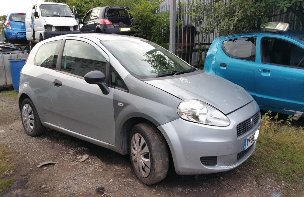 Fiat Grande Punto breaking parts Active 1.2 Petrol 2006-2011 3 Door
