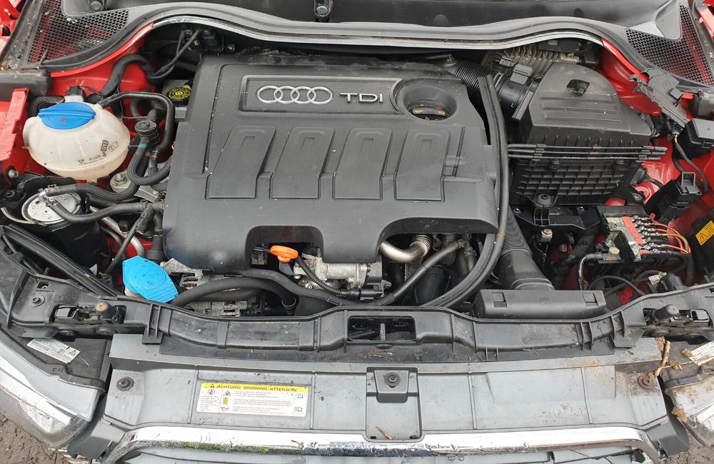 Audi A1 Breaking Parts Spares 2010-2015 1.6 TDI Sport 8X 3 Door