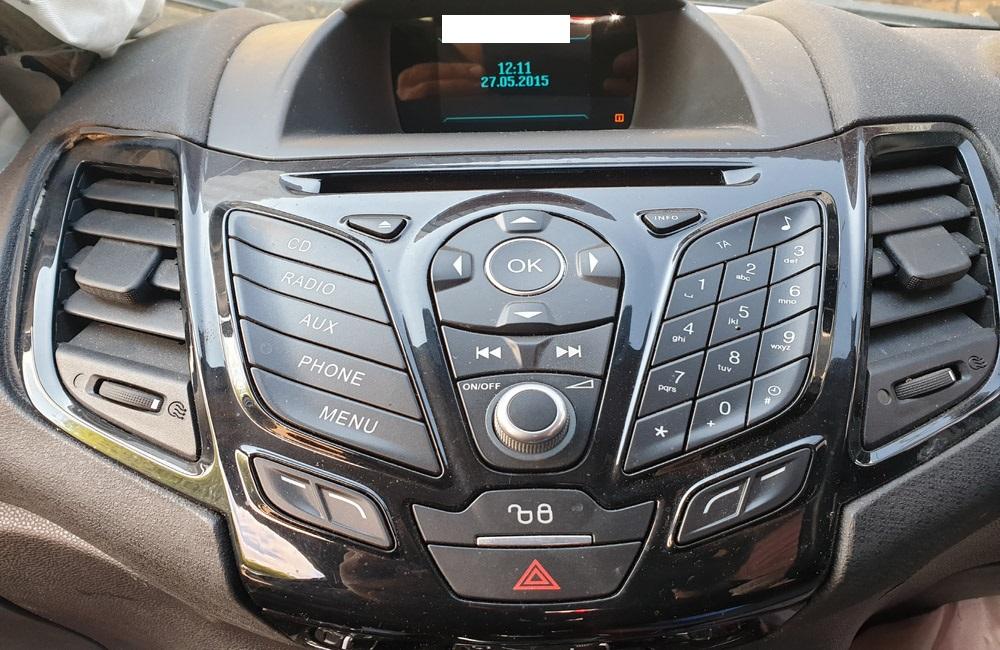 Ford Fiesta MK7 Breaking Parts Spares Zetec S Black Edition 2015