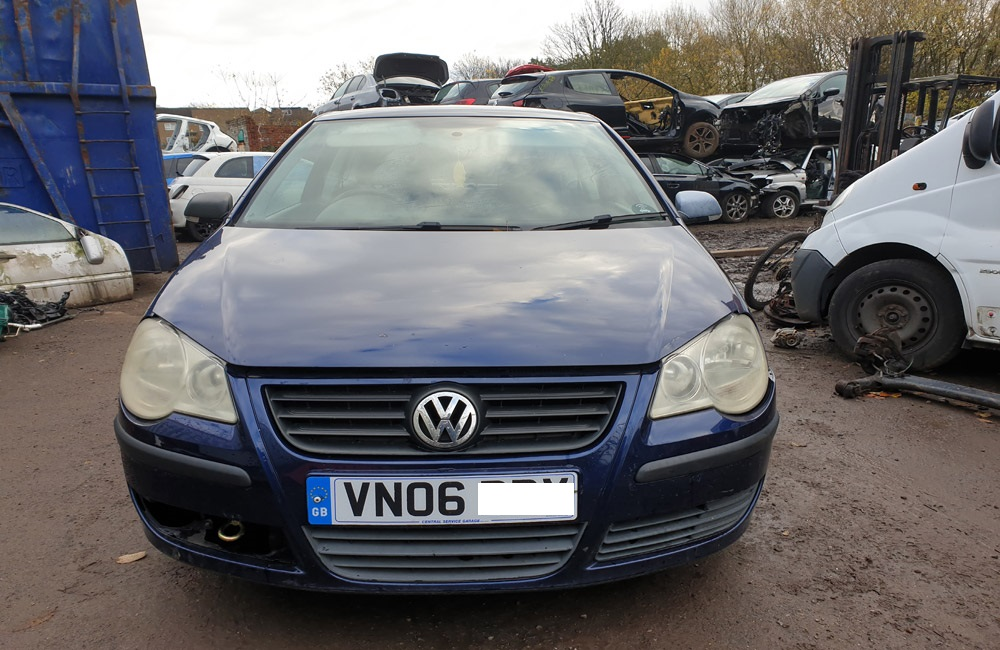 VW Polo breaking parts spares MK4 2005-2009 1.2 Petrol BME Engine