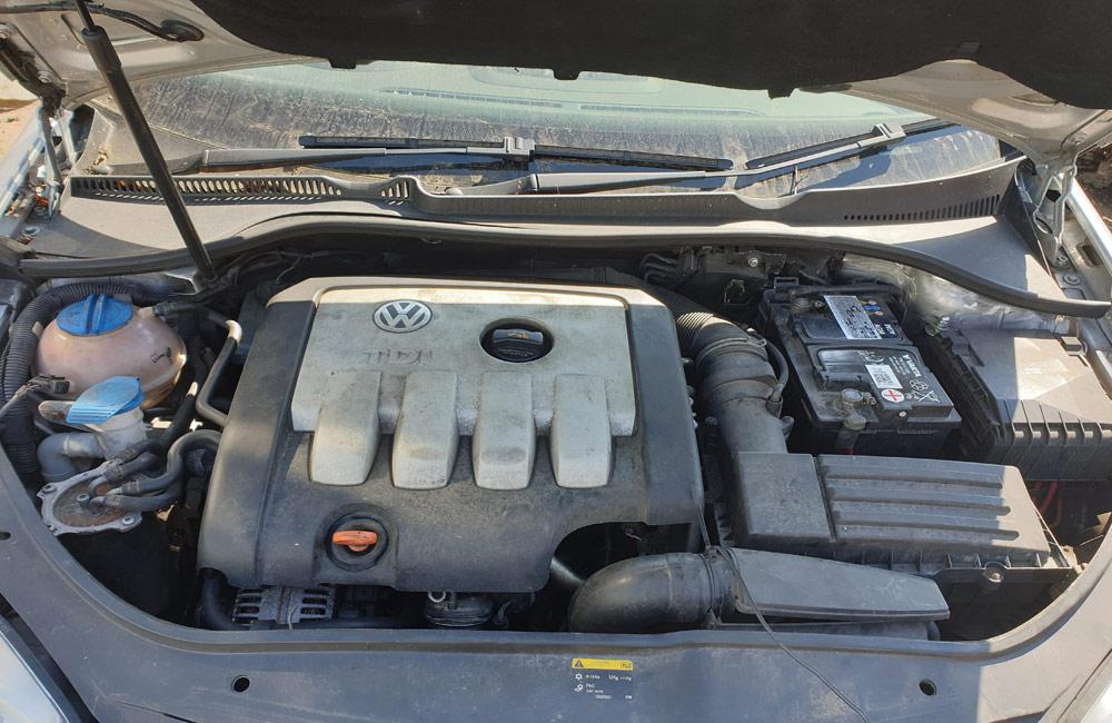 VW Golf MK5 Breaking Spares Parts GT TDI Silver LA7W BKD GRF