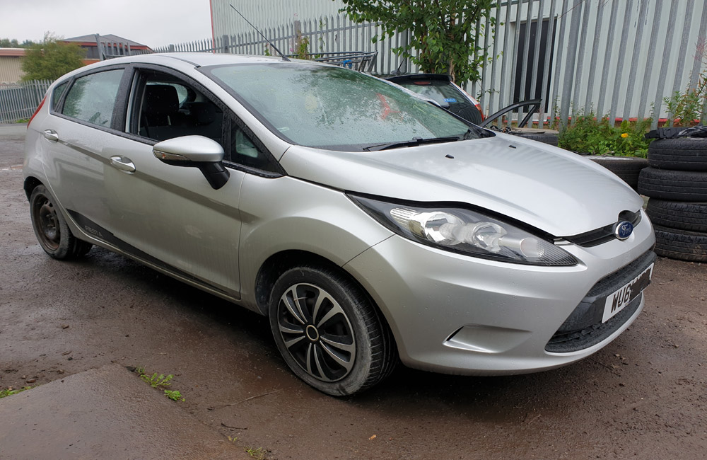Ford Fiesta Style Door driver side front