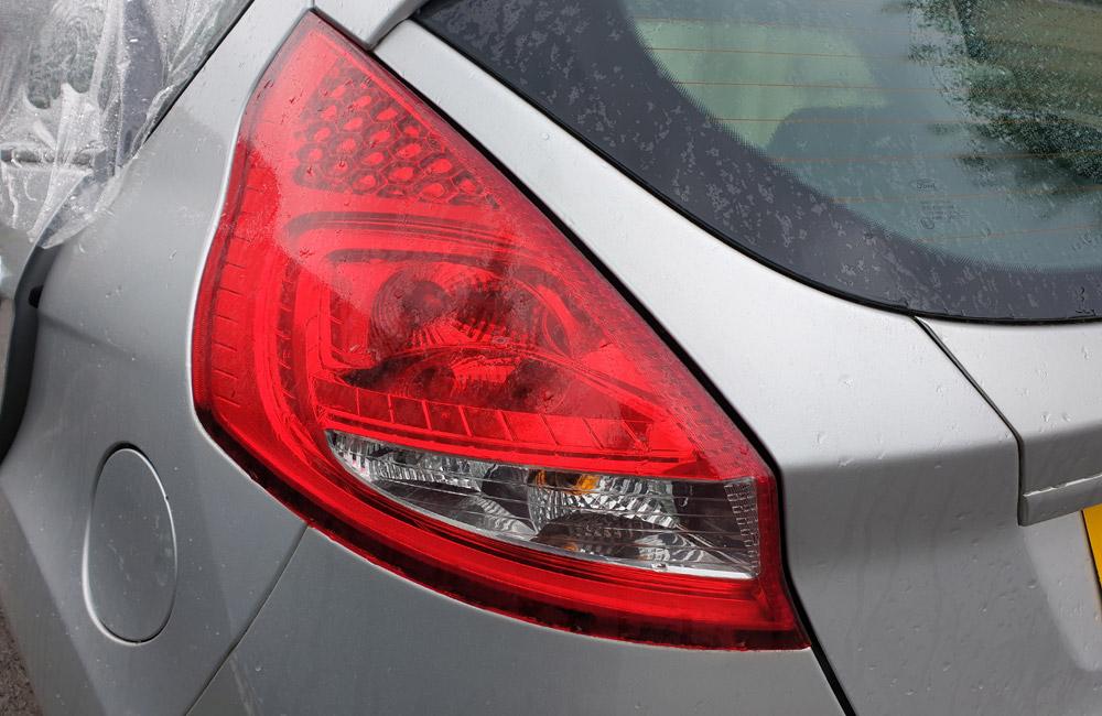 Ford Fiesta Style Rear Tail Light Passengers