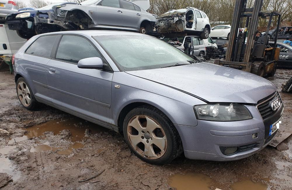 Audi A3 TDI Sport Subframe