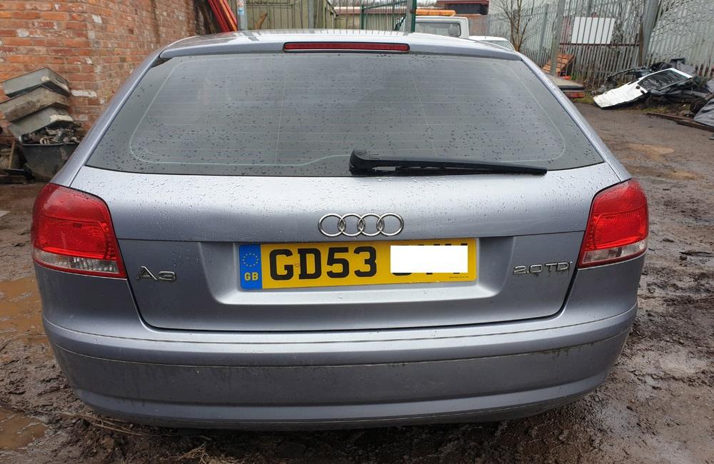 Audi A3 8P Breaking Parts Spares 3 Door 2003-2008