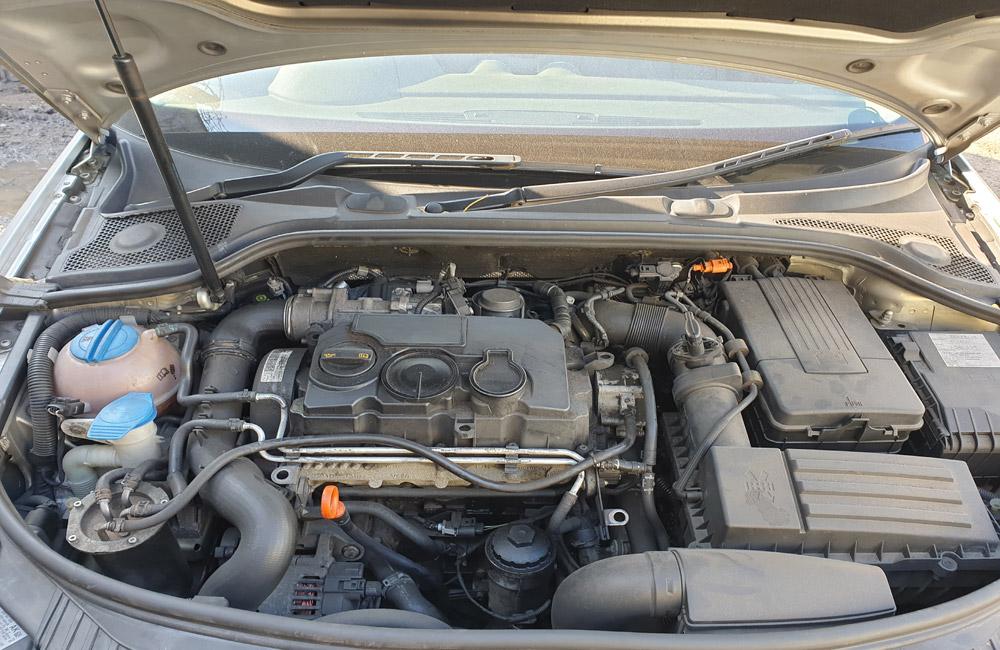 Audi A3 TDI E Engine diesel