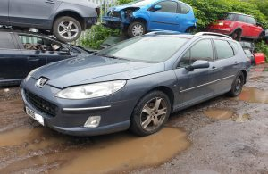 Peugeot 407 Estate breaking parts spares Zenith HDI 2004-2011